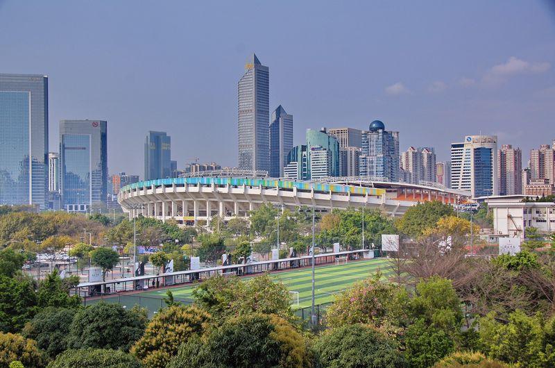 Guangzhou China Reise