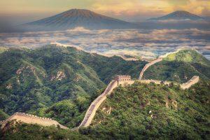 Chinesische Mauer mit Visum besuchen