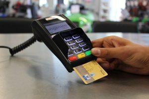 Zahlung EC Karte