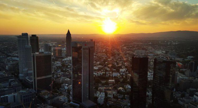 Frankfurt Main Stadtbild