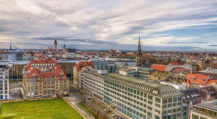 Leipzig Stadt Wiese