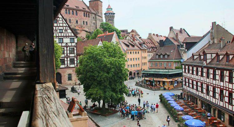 Nürnberg Altstadt Burg